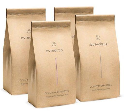 Ökologisch und nachhaltig reinigen mit Everdrop Waschmittel