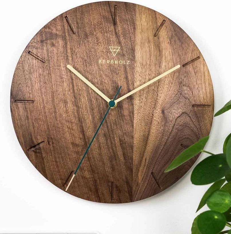 Kerbholz Uhr Nachhaltig und Fair