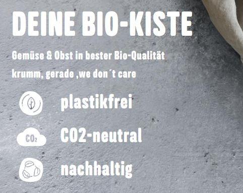 Etepetete Ökologische Bio-Kiste