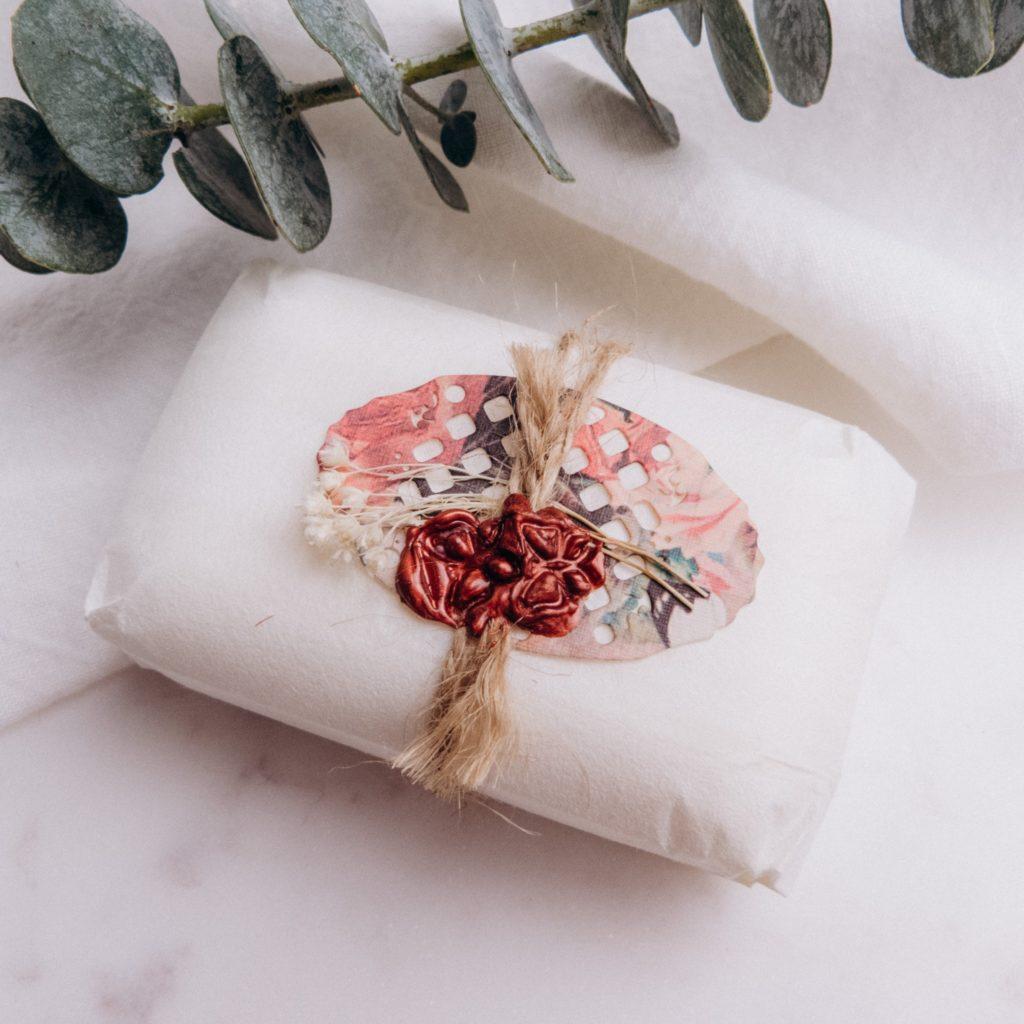 Ökologische und nachhaltige Geschenkverpackung